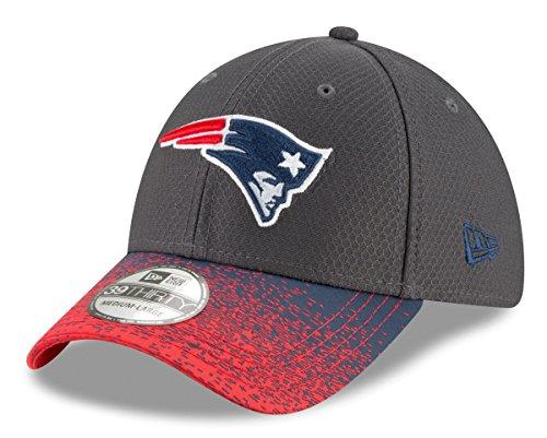 New Era New England Patriots NFL 39THIRTY Visor Blur 2