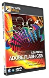 Learning Adobe Flash CS5 - Training DVD, 10 Hours +