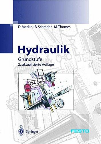 Hydraulik: Grundstufe (German Edition)