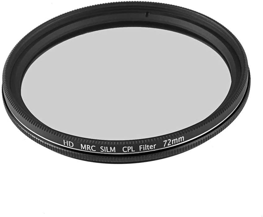 Unitedheart Super Thin 49//52//55//58//62//67//72//77Mm Waterproof Circular Polarizer Cpl Camera Lens Filter for Canon for Sony Camera Lens Saving Money Bo