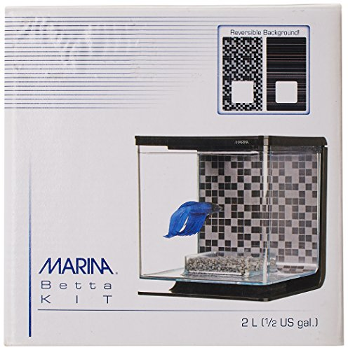 Marina Betta Kit Monochrome Theme, Large by Marina