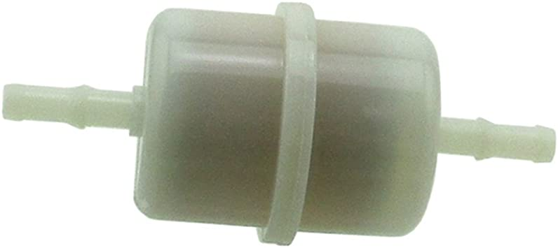 TC-Motor Fuel Filter Works With 1//4 Fuel Hose Line For For Kohler 24-050-13-S// 24 050 10// 24 050 13// 24 050 20 CUB CADET 1500 And 2000 Series Tractors// TORO Greensmaster 3100 And Sand Pro 5000