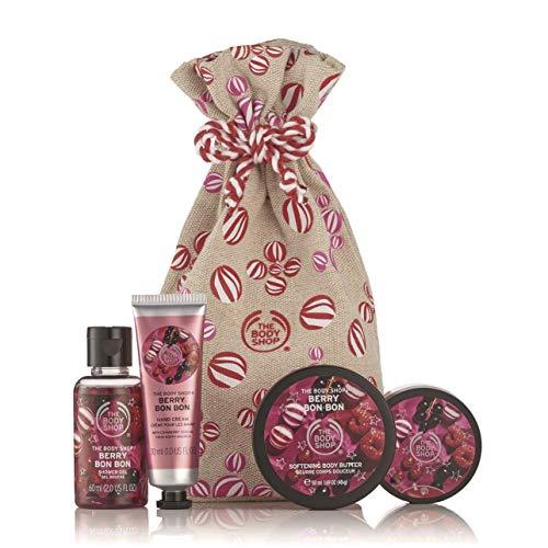 The Body Shop Festive Sack of Berry Bon Bon Delights Gift Set
