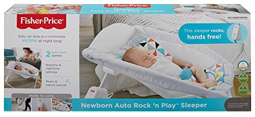 Fisher-Price Auto Rock n Play Sleeper