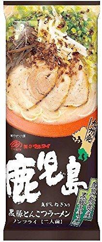 (Marutai Kyusyu Speciality Kagoshima Berkshire Black Pork Tonkotsu Ramen)