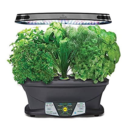 [Amazon Canada]Miracle-Gro AeroGarden Extra with Gourmet Herb Seed Pod Kit