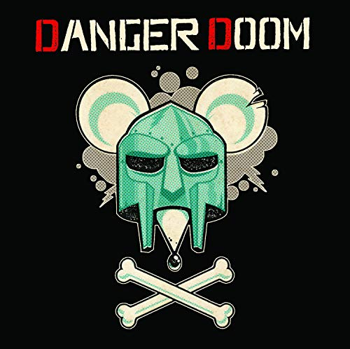 Mouse & The Mask: Official Metalface Version (Danger Doom The Mouse And The Mask)