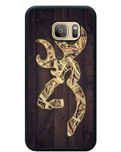 Amazon Samsung S7 Tpu Cases Designed With Camo Browning Logo