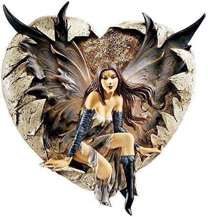 Design Toscano The Dark Valentine Wall Sculpture