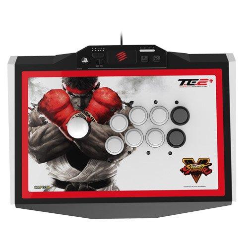 3 opinioni per Mad Catz Arcade Fightstick Street Fighter V TE2+ Gamepad