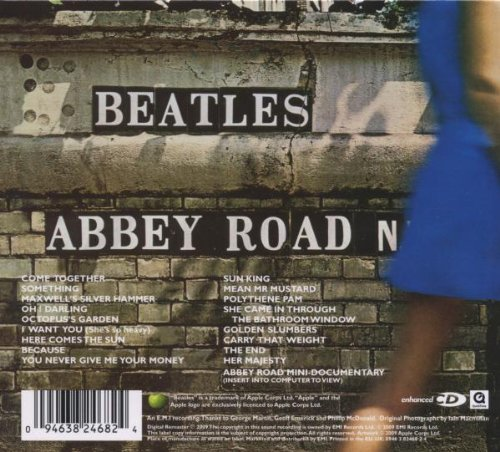 Abbey Road by EMI Music
