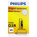 Philips D3R Standard Xenon HID Headlight Bulb, 1 Pack