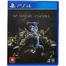 Sombras da Guerra - PlayStation 4