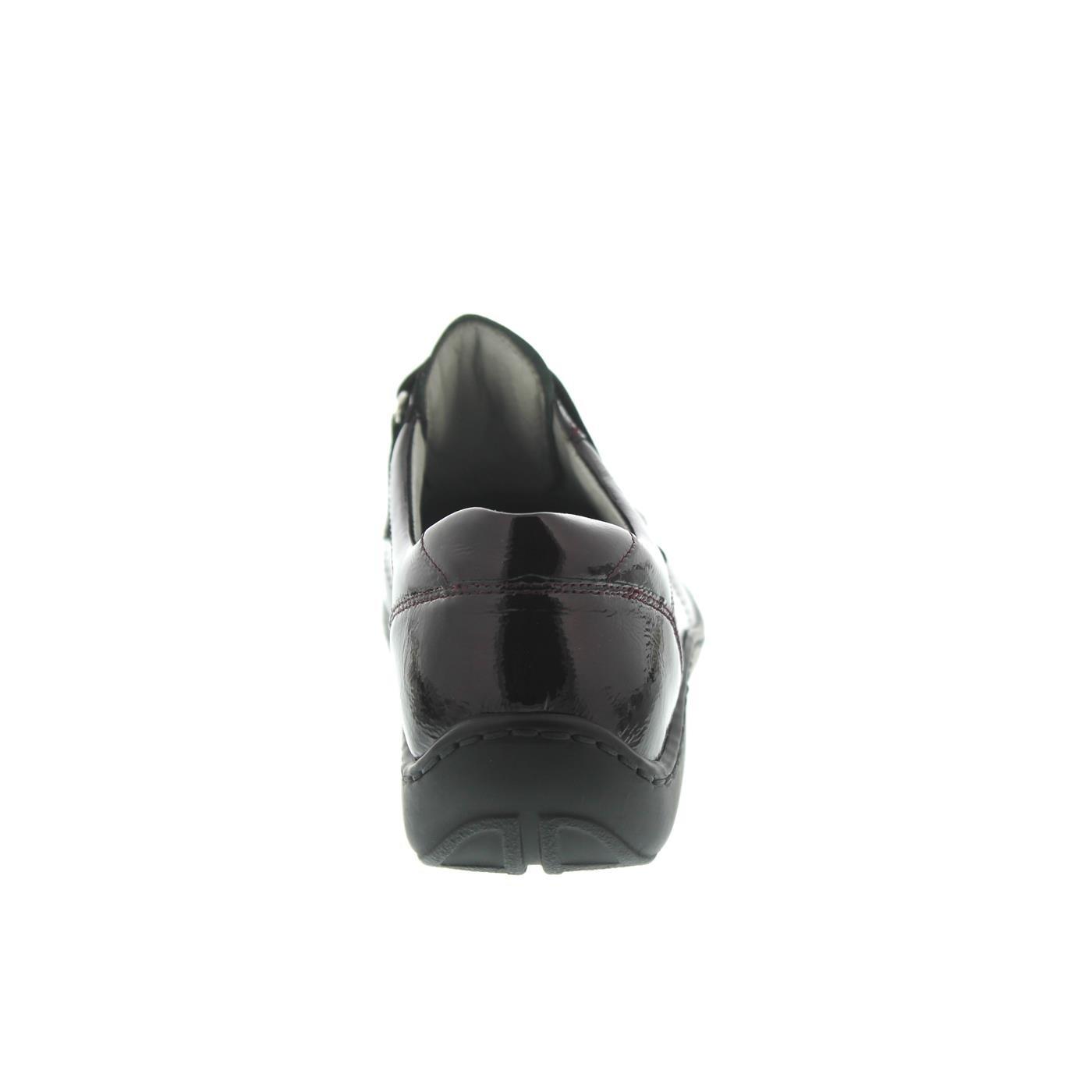 Waldlaufer Stein Velcro Verschluss Damenschuhe 39 39 Damenschuhe EU Brunello Patent 7babf7