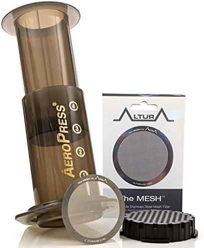 Amazon.com: The MESH: filtro de alta calidad para cafeteras ...