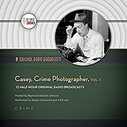 Casey, Crime Photographer, Vol. 1