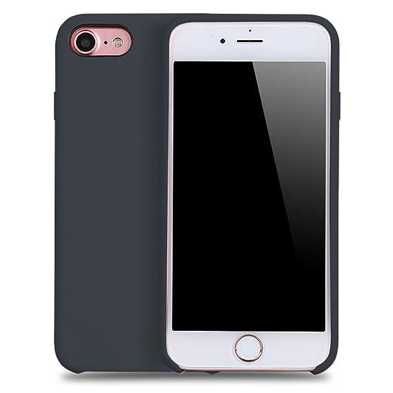 huge discount 5c6af 1ec18 Amazon.com: GummyCase Plastic Rubber Plain Solid Color Ultra Slim ...