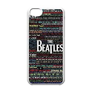 MEIMEIThe Beatles Unique Design Cover Case with Hard Shell Protection for iphone 4/4s Case lxa#344306MEIMEI