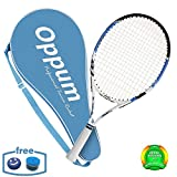 OPPUM US Open Junior Tennis Racket for Kids Children Toddlers, Coach Recommended Racquet, Include Tennis Bag Overgrip Vibration Dampener. Review