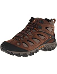 Merrell Men's Pulsate Mid Waterproof Hiking Shoes