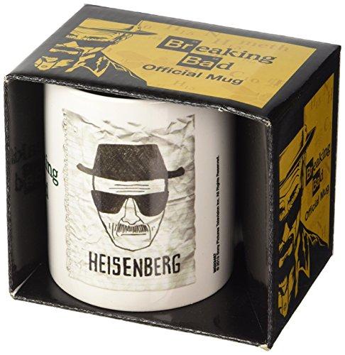Merchandise 24/7 Breaking Bad Mug Heisenberg Wanted