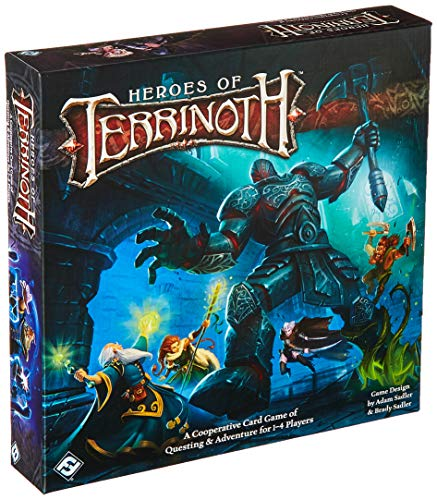 (Heroes of Terrinoth: The Adventure Card)