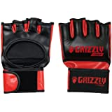 Grizzly Fitness The Grappler MMA Combat Gloves