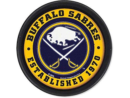 NHL Buffalo Sabres Packaged Hockey Puck (Official Nhl Buffalo)