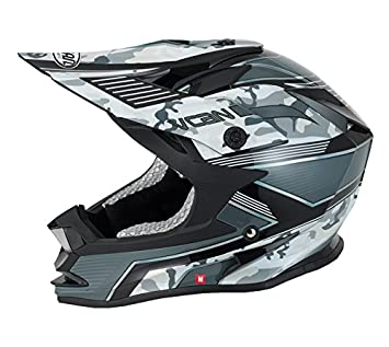 V-CAN - Casco de motocross