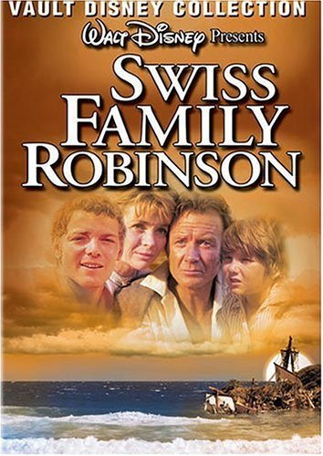 Swiss Family Robinson [DVD] [1960] [Region 1] [US Import] - Stores Online Us