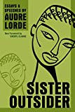 capa de Sister Outsider: Essays and Speeches