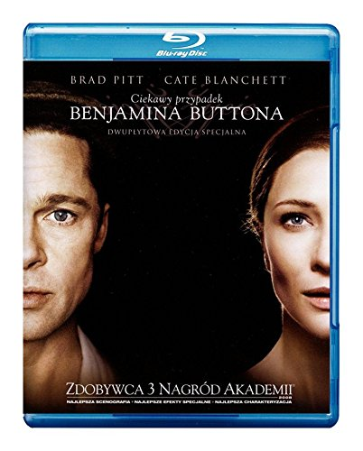Curious Case of Benjamin Button, The [2Blu-Ray] (English audio)