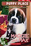 Maggie and Max, Ellen Miles, 1436437016