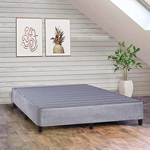 Continental Sleep 13-Inch Platform Bed For Mattre