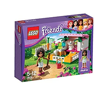 c8d46391438 Image Unavailable. Image not available for. Color  LEGO Friends Andrea s  Bunny House