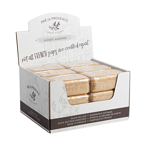 Pre de Provence Artisanal French Soap Bar Enriched with Shea Butter