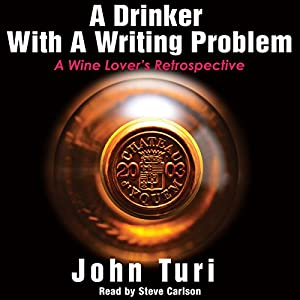 A Drinker with a Writing Problem Audiobook