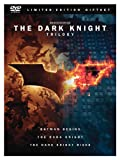 The Dark Knight Trilogy (Batman Begins/The Dark Knight/The Dark Knight Rises)