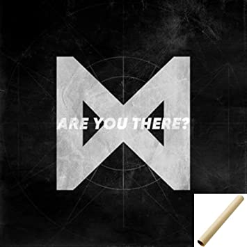 MONSTA X - TAKE 1 [ARE YOU THERE?] VOL 2 (Ⅱ Ver) Pre-order benefit +  Limited Unfolded Poster in tube