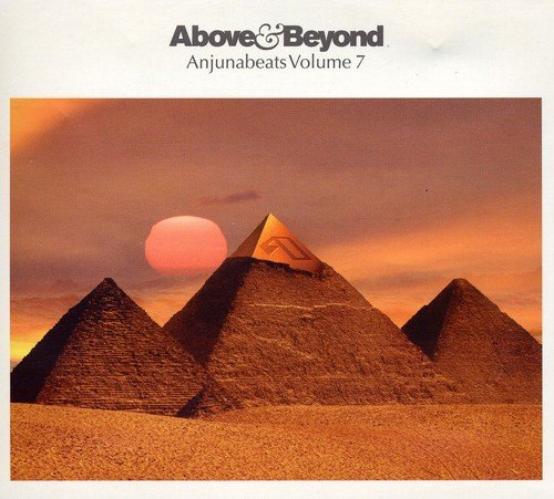 CD : Above & Beyond - Anjunabeats 7 (Spain - Import, NTSC Format, 3 Disc)