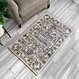 Maples Rugs Distressed Tapestry Vintage Kitchen