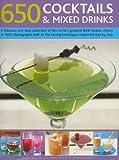 650 Cocktails, Stuart Walton, 1572151315