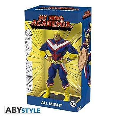 MY HERO ACADEMIA - All Might Figurine (SFC Figure #003): Toys & Games