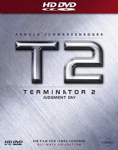 Terminator 2 - Metal-Pack [Alemania] [HD DVD]: Amazon.es ...