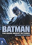 DCU: Batman: The Dark Knight Returns Deluxe Edition (DVD)Based on Frank Miller's acclaimed graphic novel, Batman comes back to Gotham after years of retirement to deal with new and deadly attacks by old villainous forces.]]>