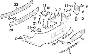 Ford DR3Z17C830AA OEM Part