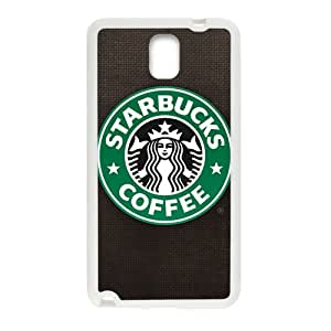 NICKER Starbucks design fashion cell phone case for samsung galaxy note3