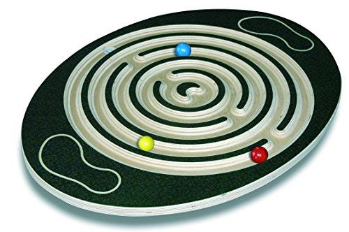 Challenge and Fun Labyrinth Balance Board (Maze Board)