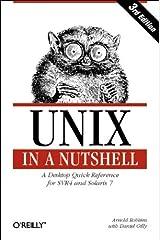 UNIX in a Nutshell: System V Edition, 3rd Edition (In a Nutshell (O'Reilly))