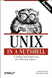 img - for UNIX in a Nutshell: System V Edition, 3rd Edition (In a Nutshell (O'Reilly)) book / textbook / text book